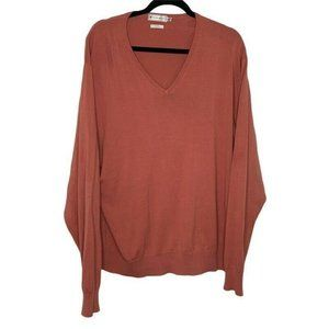 Peter Millar Pullover Sweater V-Neck L/S Cotton